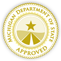 Michigan Department of State Approved